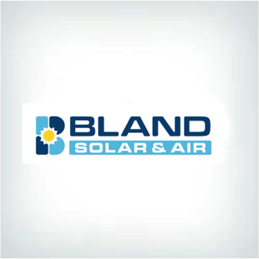 Bland Solar and Air Logo