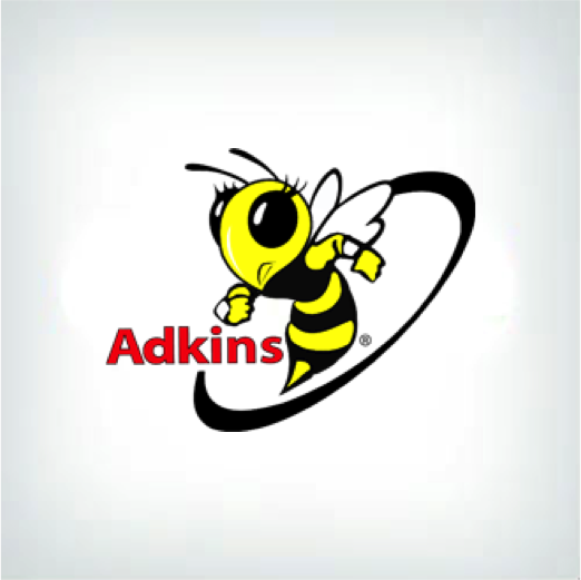 Adkins Bee Removal Logo