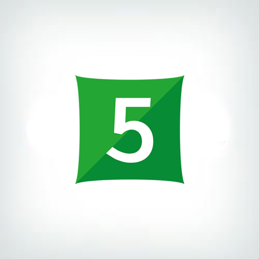 5pillows logo