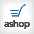 Ashop Commerce Logo
