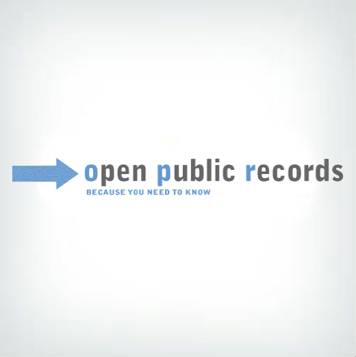 Open Public Records Logo