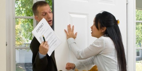 Protect Yourself Against Home Security Sales Scams