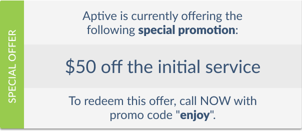Aptive Promotion