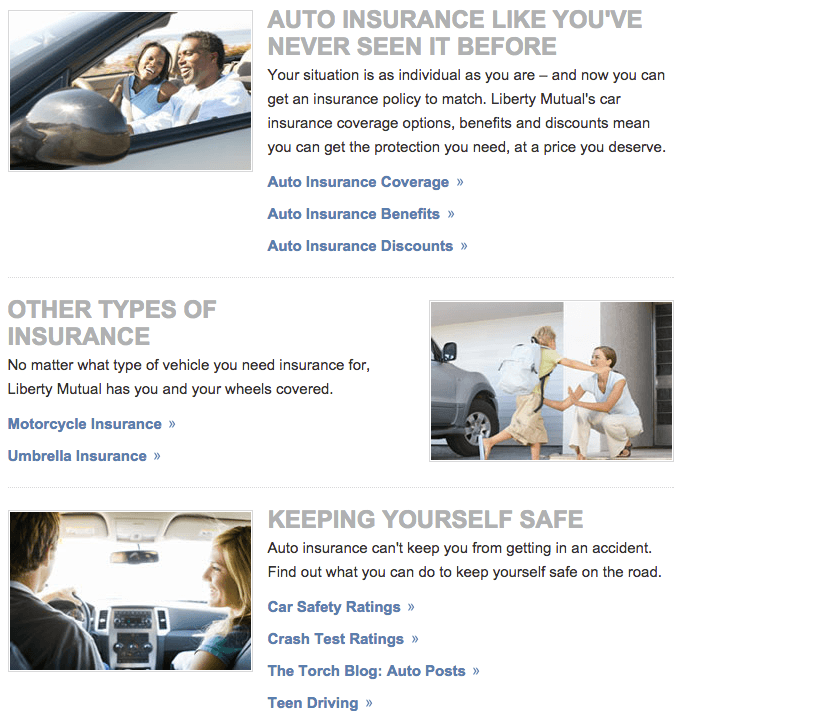 Liberty Mutual Auto Insurance Reviews