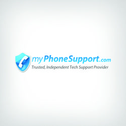 My Phone Support Logo