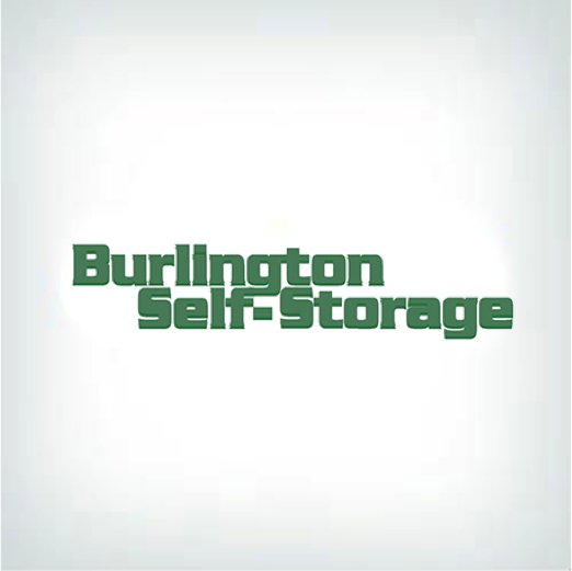 Marvelous Burlington Self Storage Logo