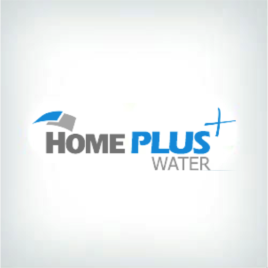 Home-Plus Water Logo