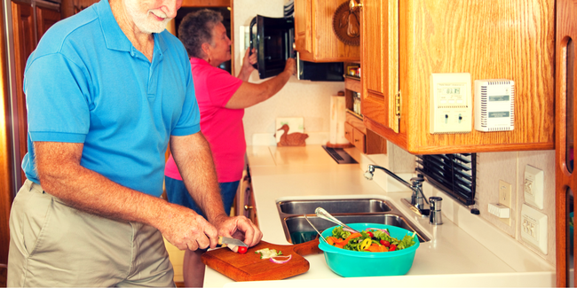 Kitchen Safety: 9 Ways to Prevent Falls and Injuries in Your Kitchen ...
