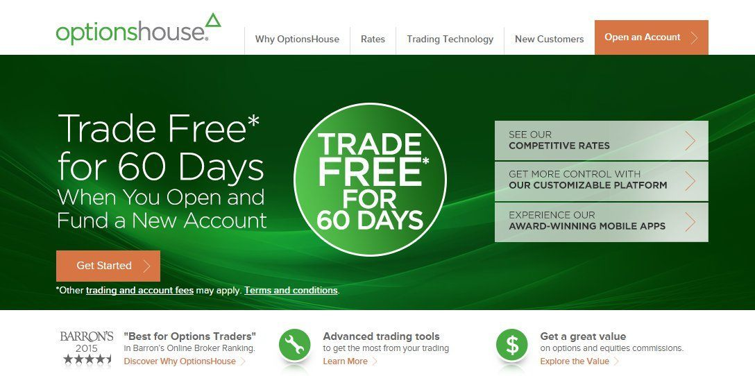 Trade options ira account