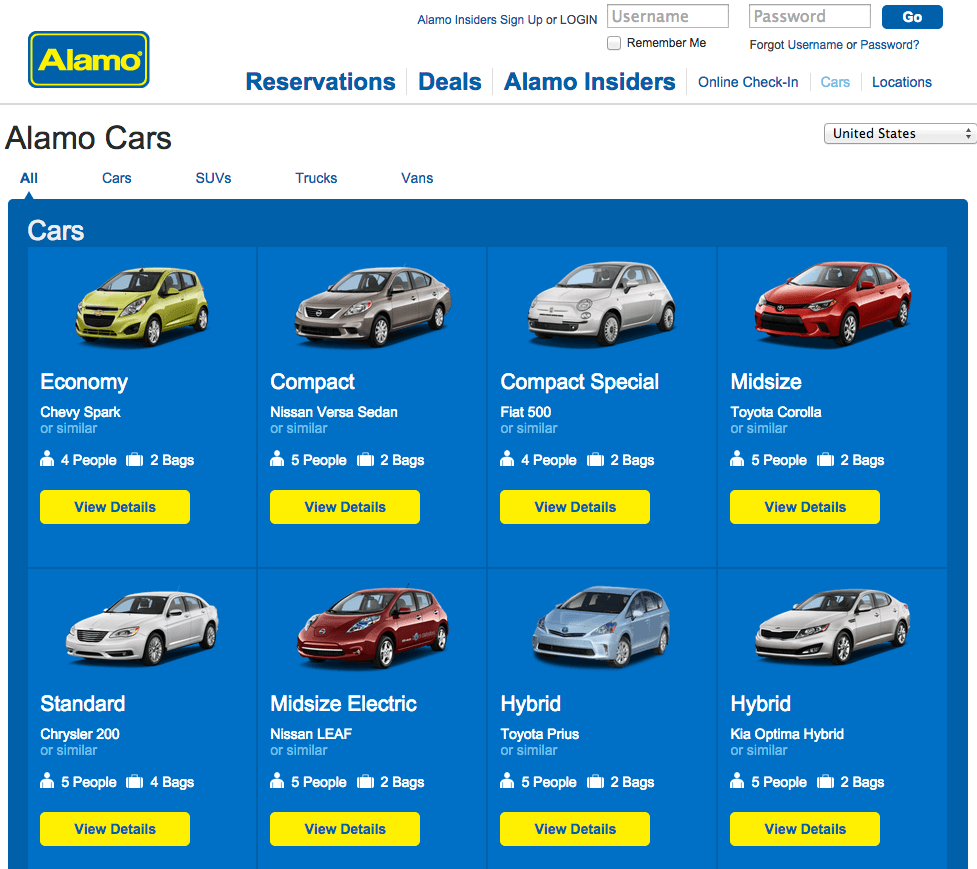 Car Rental Under 21 >> Alamo Reviews | Real Customer Reviews