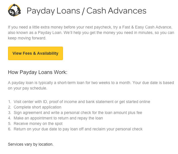 Best payday loans online reviews